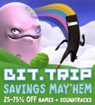 BIT.TRIP Steam Sale! 25-75% off Games and Official Soundtracks
