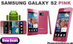 SIM Free Unlocked Samsung Galaxy S II Pink ... £250 @ Tesco