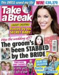 Take a Break Issue 20 - Prizes Totalling £30,370