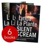 Lynda La Plante, 6 books , new series, ANNA TRAVIS. £4.49 @ thebookpeople