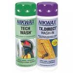 Nikwax Tech-wash + TX Direct Washin 2 x 1litre dual pack - £14 - Tesco Direct