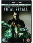 Total Recall (2012)  DVD (Pre-owned) @ Blockbuster Marketplace (6 month guarantee) £3.00 (also part of buy one get one half price!)