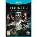 Injustice Wii U - £25 PREOWNED @ Grainger Games