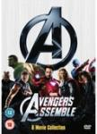 Marvel 6 Movie Collection (The Avengers, The Incredible Hulk, Iron Man 1, Iron Man 2, Thor And Captain America) on  Blu Ray for £35 @ Sainsburys