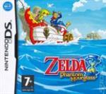 zelda phantom hourglass/ professor layton's 3 different ones - Nintendo Ds@ blockbuster £7.14