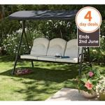 Lucca Swing Hammock @ Homebase £157.95 with delivery