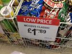 McCoys 15 pack crisps £1.89 @ poundstretcher