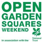 open squares - garden weekend