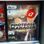 Football Manager 2013 £7.00 @ Morrisons