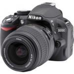 Nikon D3100 14.2MP Non VR Kit DSLR Camera - Argos £100 off now £279.99