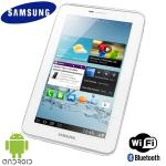"SAMSUNG GALAXY TAB 2 GT-P3110 7"" 1GHz DUAL CORE 8GB HDD WHITE ANDROID 4.0 (Seller refurbished) £119 @ Tesco/Ebay"