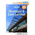 Lonely Planet guide to East London and Stratford  [Kindle Edition] via Amazon