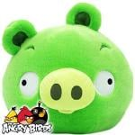 Angry Birds  Beanbag Cushinon £6.99 Home Bargains (RRP £11.99) choose from Pig or Bird.  Rug also available £5.99 see link in 2nd comment box