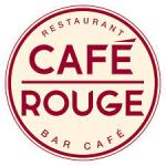 £10 Café Rouge voucher for £5 @ bespoke offers