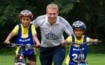 Win coaching from Sir Chris Hoy and Judy Murray for your primary school @ The Telegraph