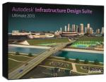 Autodesk Infrastructure Design Suite Ultimate 2013 – Student/Faculty £154.80
