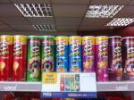 Pringles half price £1.27 @ ESSO