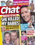 CHAT MAGAZINE ISSUE 26 CLOSING 9 JULY 2013