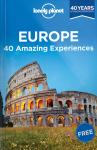 FREE Lonely Planet 'Europe: 40 Amazing Experiences' eBook