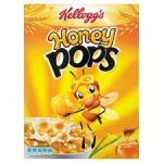 Kelloggs Honey Pops £1! Poundland and Poundstretcher.