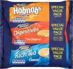 McVities Triple Pack 750g £1.39 @ Poundstretcher