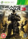 Gears of War 3 xbox 360 (preowned) £5 instore @ CeX