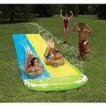 Slip 'N' Slide Wave Rider Double with Boogie Boards £12.76 + FREE UK delivery amazon / Buy-For-Less-Online