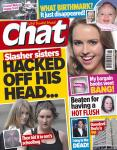 CHAT MAGAZINE ISSUE 28 CLOSING 23 JULY 2013