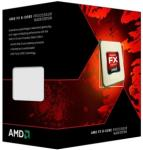 AMD FX-8320 3.5GHz Socket AM3+ 16MB Cache Retail Boxed Processor £115.98 @ eBuyer