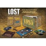 Lost: The Complete Seasons 1-6 with Senet Board Game £44.99 @ Zavvi