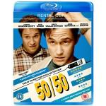 50/50 bluray rental copy (brand new) £4.99 at MG&M sold through play.com