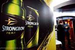 Strongbow pear cider 10x440ml £6.99 @ B&M