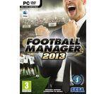 SEGA Football Manager 2013  £9.99 @ PC WORLD