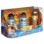 B&M 3 pk Daleks from clasic eps £12.99