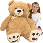 Massive 48'' Animal Alley Jumbo Brown Bear (must add a £0.99 item to use code BIRTHDAY6) £25.98 delivered @ Toys R Us
