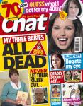 CHAT MAGAZINE ISSUE 30 CLOSING 6 AUGUST 2013