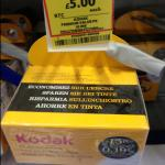 Kodak 10c colour ink and photo paper pack £5 Tesco instore