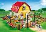 Playmobil 5222 Childrens Pony Fram Only £29.99 + £2.95 delivery but if you spend over £30 delivery is free on the Playmobil Uk website