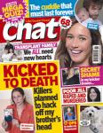 CHAT MAGAZINE ISSUE 32 CLOSING 20 AUGUST 2013