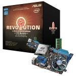 Asus Revolution ITX Dual Core Intel® i3-3220 3.3GHz 4GB Bundle - @ Maplin £179.99
