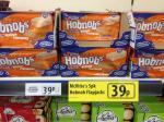 McVitie's 5 pack of hobnobs flapjacks 39p at farmfoods