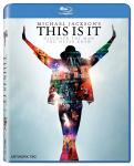 Michael Jackson's This Is It [Blu-ray] [2010] [Region Free] Free Delivery £2.44 @ Amazon