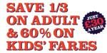 For existing customers only. Renew your family and friends railcard for 20 pounds. (Saving of 10).