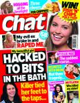 CHAT MAGAZINE ISSUE 35 CLOSING 10TH SEPTEMBER 2013