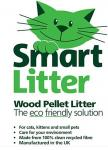 Smart Litter Wood Pellet Cat Litter - 30L/ £8 @ asda collect instore