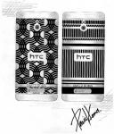 Win one of 10 HTC One Mini David Koma designed Phones with HTC