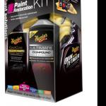 Meguiars Paint Restoration Kit and New Car Kit £19.99 in store @ Boyes