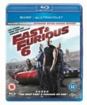 Fast and Furious 6 [Blu-ray] Pre-order only £12.99 @ Sainsburys Entertainment