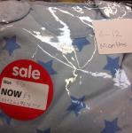 Baby Sleeping Bags £3 at Asda