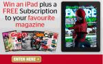 Win an iPad plus a free subscription to your favourite magazine @ Bauer
